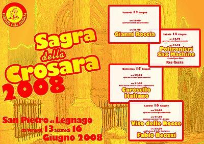 Progamma 2008