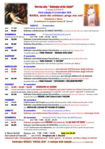 thumbnail of Programma NOVENA 2020